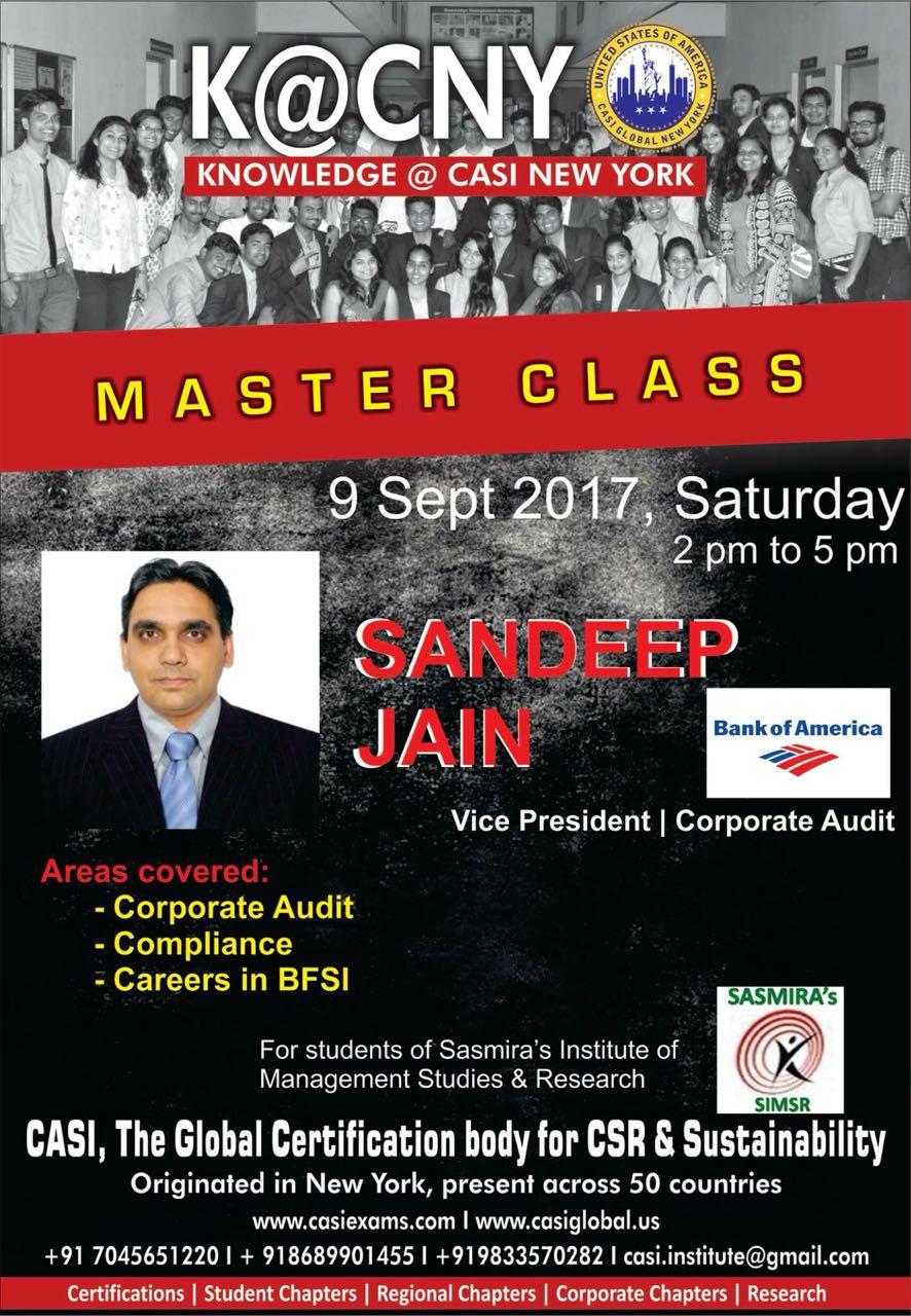 Seminars | CASI-INDIA